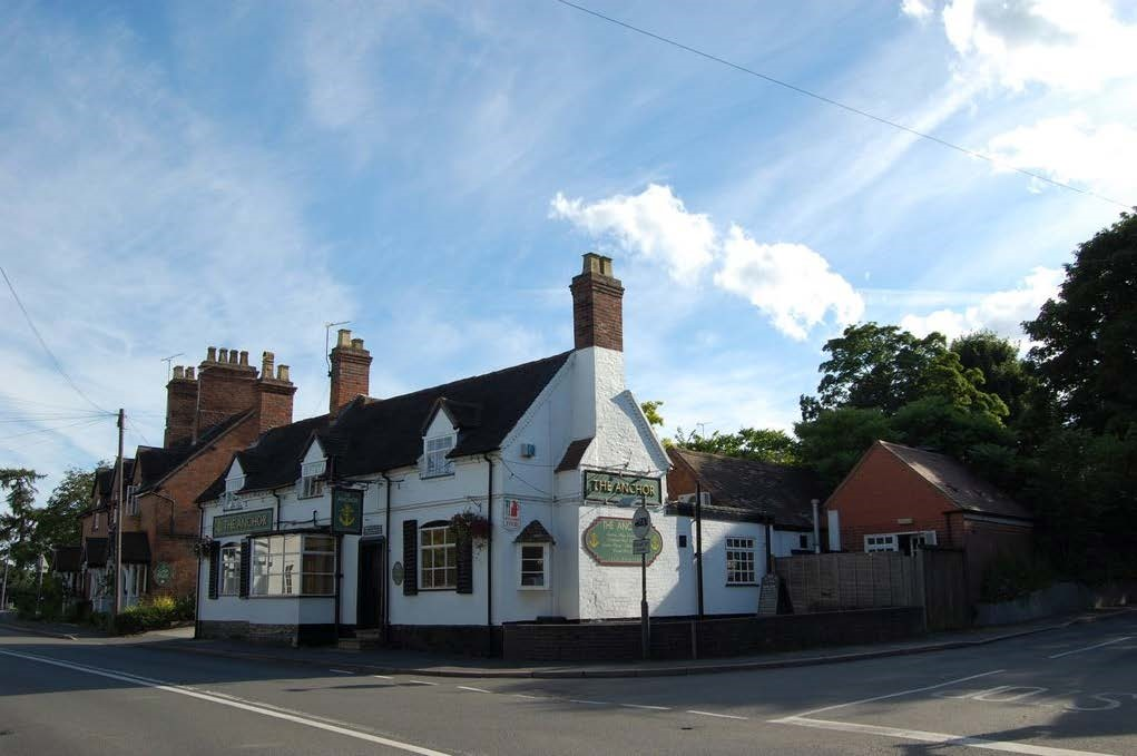 An image of the Anchor Inn Pub